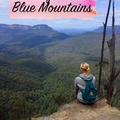 Ein Tag in den Blue Mountains – Wie, Wo und Was?