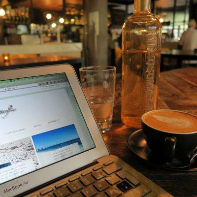 Arbeit und/oder Vergnügen? Wie es ist auf Reisen zu bloggen!