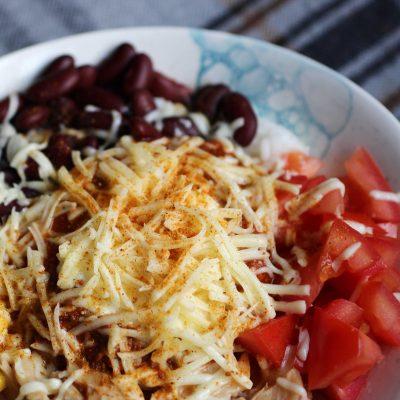 Sabbatical-Food-Inspiration >>> Burrito Bowl