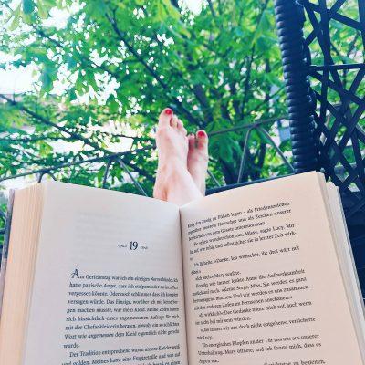 5 Buchrezensionen – …und ein abgebrochenes Buch