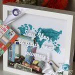 DIY Geldgeschenk für Reisefans