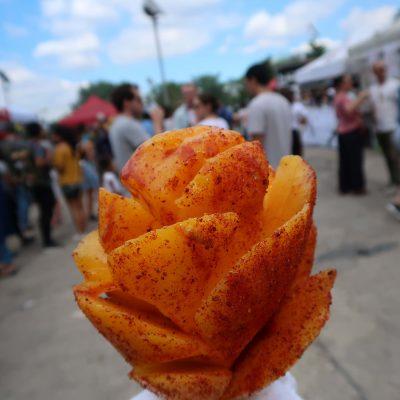 New York Food Courts und Smorgasburg Food Festival