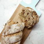 [Geschenk aus der Küche] Rezept für Tomaten-Röstzwiebel-Brot