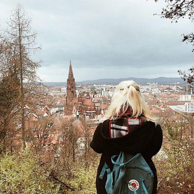 Winter Wochenende in Freiburg: …und der Ärger mit der doppelten Arbeit