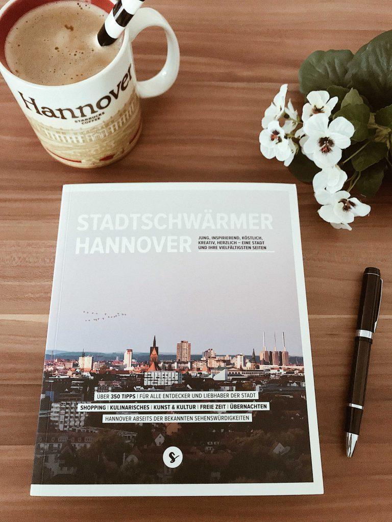 Hannoverliebt Buchtipp Stadtschwärmer Hannover