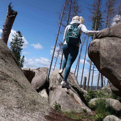 Wandern im Harz – Rundwanderweg in Ilsenburg