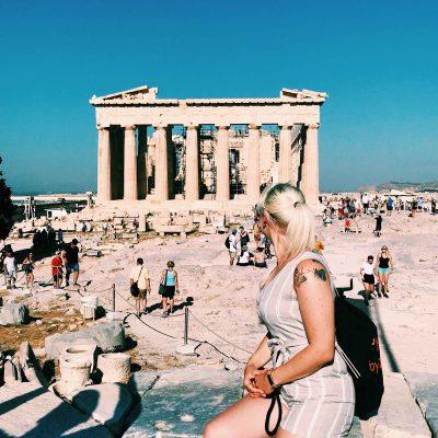 Citytrip Athen – 24h bei 38 Grad: Eine Bildergeschichte