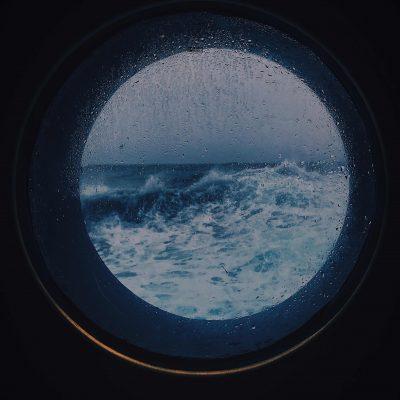 Antarktis Tagebuch #2 – Sind Seetage nicht total langweilig?