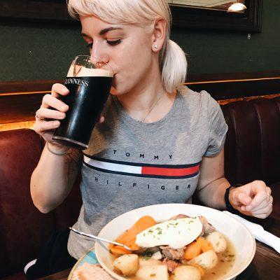 DUBLIN FOOD GUIDE – Essen & Trinken in Irland