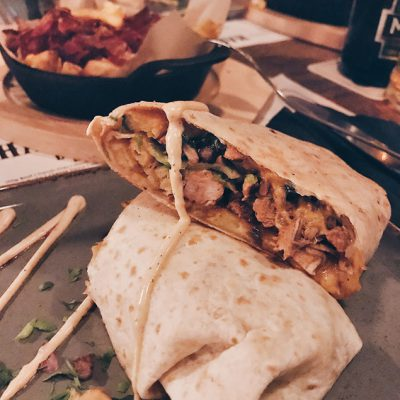 [Hannover isst] Burger meets Burrito im Harpcore