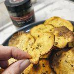 Süßkartoffel Chips selber machen – Schnell, einfach und lecker