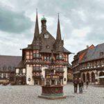 Wernigerode im Harz – Fachwerkkunst & Schlossträume